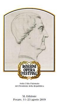 ペーザロ・ロッシーニ音楽祭2019...